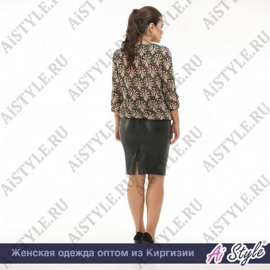 Блузка «Узоры»